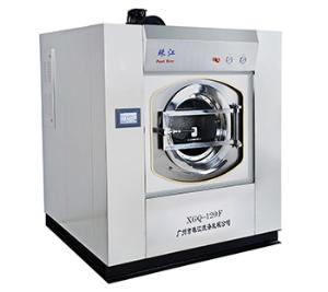 全自动工业洗衣机的工作原理